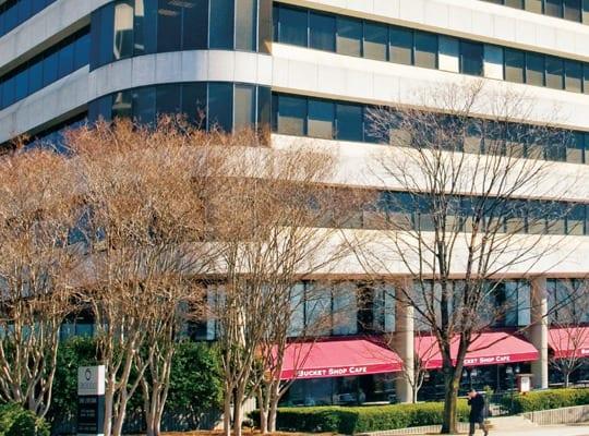 One Live Oak office building