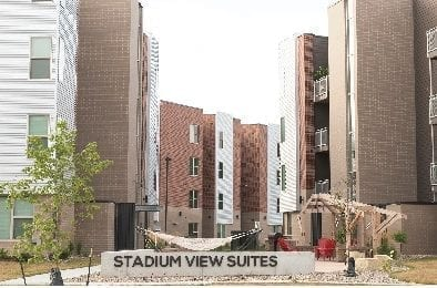 Stadium view suites dst property
