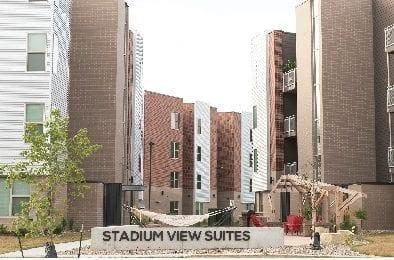 Stadium view suites dst property