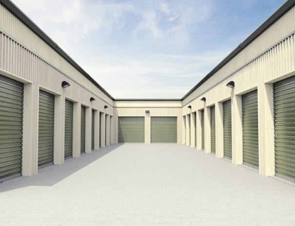 self storage properties