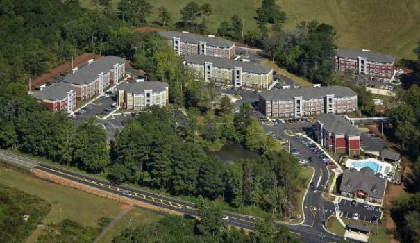View Details of SL West GA Student Housing, DST